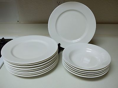 Crate \u0026 Barrel Monno Bangladesh White and 50 similar items. 1 : crate and barrel white dinner plates - pezcame.com