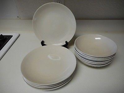 1. 1. Ikea Stoneware Dish Set 6 Dinner Plates ... & Ikea Stoneware Dish Set 6 Dinner Plates \u0026 6 and 50 similar items