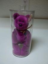 VERY RARE 4 ERRORS TY Beanie Babies MILLENNIUM Millenium Mint W Case  - $297.00