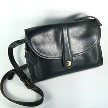 COACH Vintage Black Shoulder large  Flap Bag  P... - $48.50