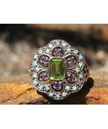 Haunted Ring Genie djinn of past present and fu... - $260.00