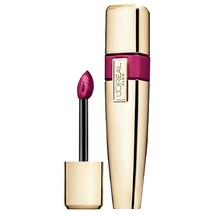 L'Oreal Color Caresse Wet Shine Lip Stain, Berry Persistent 186 - 0.21 oz  - $8.99
