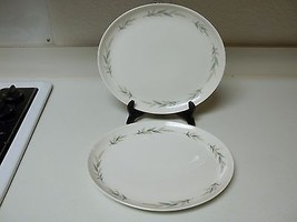 Syracuse Lynnfield Carefree ~ 2 Oval Platters ~ USA True China - $39.59
