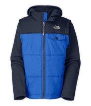 Boys Vesty Vest Fleece Hoodie Style: A91Y-AP9 Size: M - $83.00