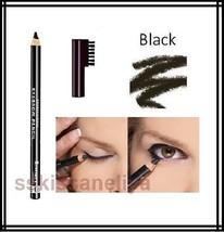 RIMMEL Professional Eyebrow Pencil with Comb BLACK Color 004 - $7.42