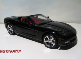 ~ Franklin Mint   2005 Chevrolet Corvette Z06 Coupe  1:24 diecast - Tuxe... - $44.95