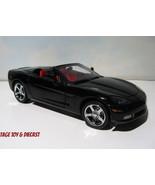 ~ Franklin Mint   2005 Chevrolet Corvette Z06 Coupe  1:24 diecast - Tuxe... - $44.95