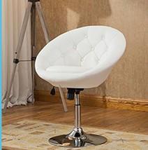 Makeup Vanity Chair Swivel Hair Stylist Salon Office Table Desk Furnitur... - $138.38