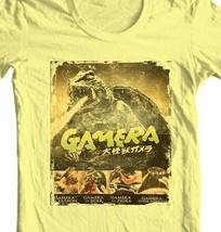 Gamera T-shirt retro sci fi Japanese monster movie Godzilla 1960s  graphic tee image 2