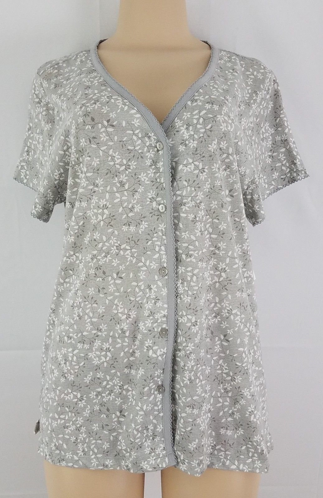 7a05c33c92a3 Charter Club Intimates Women's Pajama Top and 50 similar items. 57