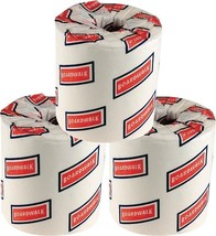 Bathroom Tissue Toilet Paper White 1-Ply Toilet Tissue lot of 96 rolls -... - $57.99