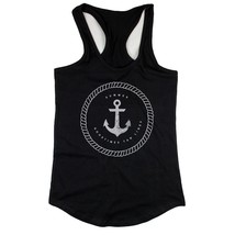 Anchor Summer Good times Tan Lines Tank Top for Summer Vacation - $14.99+