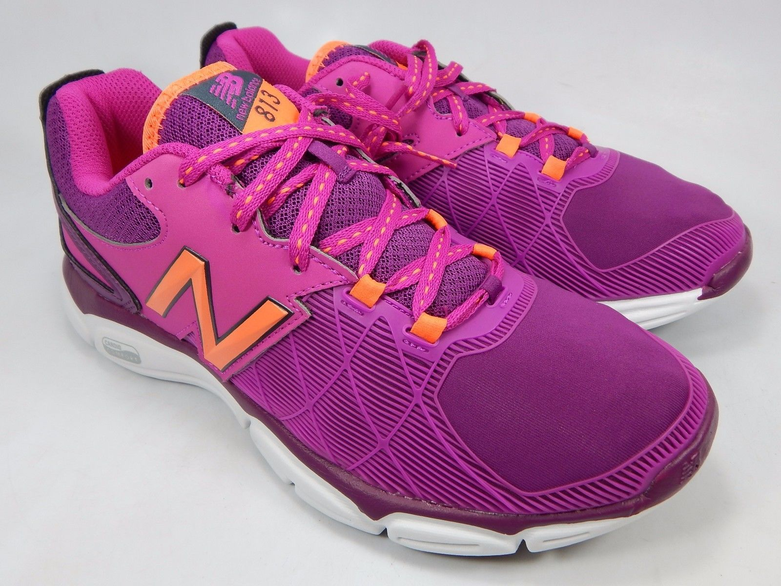 New Balance 813 v3 Women's Cross Trainer Shoes Size US 8.5 M (B) EU 40 WX813PK3