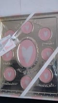 Baby Girl Pink Picture Frame New Sealed  - $14.03