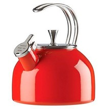 New Kate Spade New York 2.5-Qt. Tea Kettle – Red - $96.07