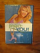 Beachbody KATHY SMITH'S PROJECT: YOU - CORE/FLEX: YOGA FLEX DVD Workout NEW - $8.01