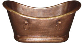 "Copper Bathtub ""Hacienda"" - $2,700.00"