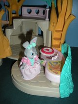 Vintage Fisher Price #74733 Bunny Home COMPLETE w/ Instructions/EXC++! (C)  image 3
