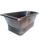 "Copper Bathtub ""Ohio"" - $2,900.00"