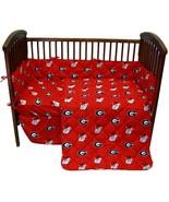 Georgia Bulldogs Baby Crib Set - $102.90