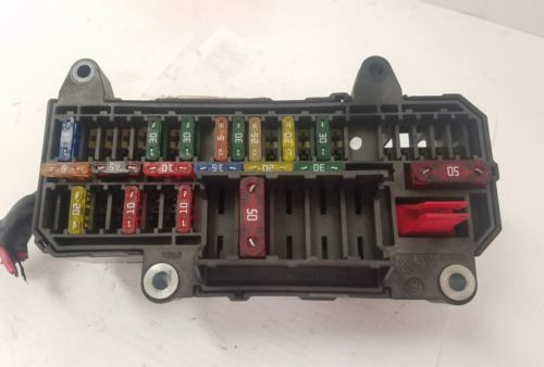 2002 2003 2004 2005 bmw 745i relay fuse box 6113 6 900. Black Bedroom Furniture Sets. Home Design Ideas