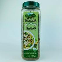 1 Bottle Spice Islands Organic Italian Seasoning Gluten Free 4.5 oz/128 ... - $13.99