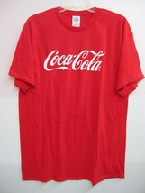 Coca-Cola Black T-shirt Tee Size 2XL 2X-Large Taste of Summer  100/% Cotton