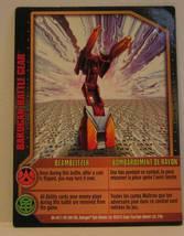 Bakugan Battle Brawlers Card Beamblitzer - $1.17