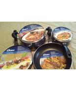 """Oster Clairborne Sauce Pan 2.5Qt Saute Pan 10.25"""" Fry Pan 12"""" Dutch Oven... - $65.71"""