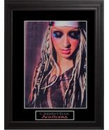 Christina Aguilera Autographed Photo - $225.00