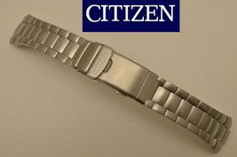 Genuine CITIZEN PROMASTER AQUALAND watch band Strap  STAINLESS STEEL JP1... - $209.95