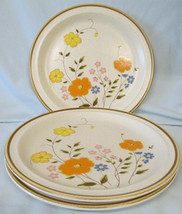 Nikko Field Flowers Dinner Plate set of 3 - $36.52