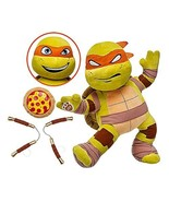 Build a Bear Michelangelo Teenage Mutant Ninja Turtle Sound TMNT 17in. P... - $189.99