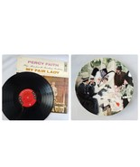 Collector's Plate My Fair Lady Opening Day at Ascot + Vintage Record Sou... - $22.70