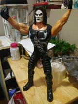"WCW Sting Toy Biz Tuff Talking 12"" Vintage Action Figure 1999 - $18.49"
