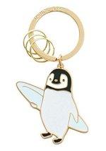 Adorable Penguin Shape Design Metal Key Ring - $14.99