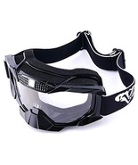 MotorFansClub Ski Goggles That Fit Over Glasses Motorcycle Motocross MX ... - $18.23