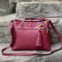 Tory Burch Fleming Small Tote - $398.00