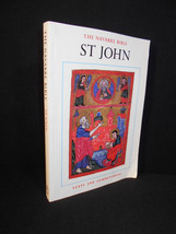 The Navarre Bible : St John - Text and Commentaries Nihil Obstat Imprimi... - $8.41