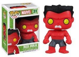 Funko POP Marvel: Red Hulk Action Figure - $49.95