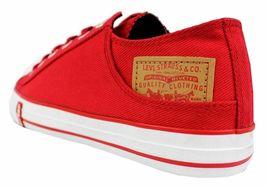 Levi's Men's Classic Premium Casual Sneakers Shoes Buck Lo Twill 514887-01R image 7
