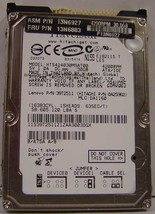 30GB 2.5 9.5mm IDE 44PIN Hard Drive Hitachi HTS424030M9AT00 Tested Free USA Ship