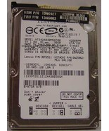 30GB 2.5 9.5mm IDE 44PIN Hard Drive Hitachi HTS424030M9AT00 Tested Free ... - $9.75