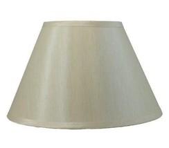 "Urbanest Coolie Lamp Shade,Faux Silk, 8x16x10"" - $49.99"