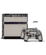 Designer Skin for PS4 Playstation 4 Console + Dualshock Controller Decal... - $9.40