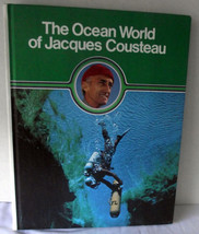 Ocean World Jacques Cousteau Challenges of Sea Vol 18 FP 1973 Underwater... - $14.84