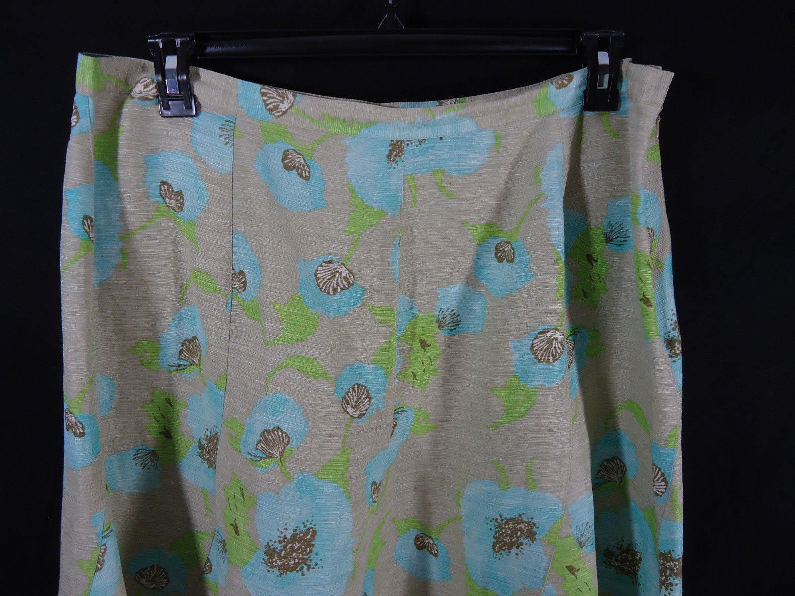 J. Marco Floral Skirt Size 18 Business/ Work/ Casual/ Church