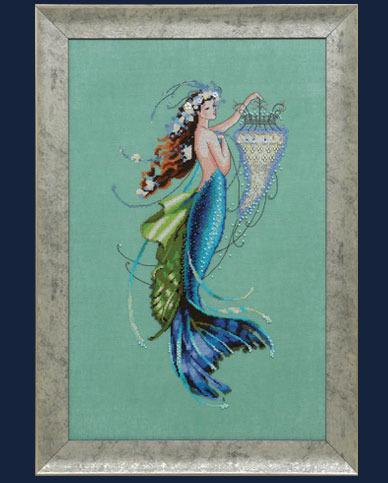 Embellishment Pack Siren & Shipwreck MD125E Mirabilia Designs-Nora Corbett
