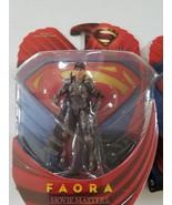 DC Comic Movie Masters Adult Collecters Faora  NIP  - $16.81