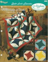 Needlecraft Shop Crochet Pattern 932022 Whirligig Blocks Afghan Collecto... - $4.99
